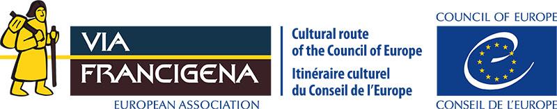 Logo: VIA FRANCIGENA - Via Francigena die Kredite: AEVF