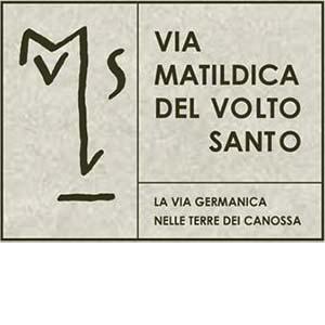 logo Via Matildica del Volto Santo - Via Matildica del Volto Santo crediti: Via Matildica del Volto Santo