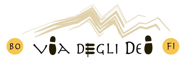 logo Voie des Dieux - Via degli dei crédits: Via degli dei