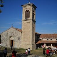Santuario della Beata Vergine della Consolazione di Montovolo - Grizzana Morandi (Bologna - Italy) - Visione di insieme by Anna Rita Benassi