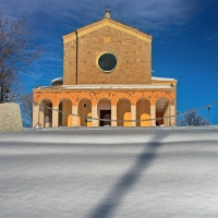 Santuario Monte delle formiche by Akabolla