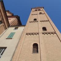 Chiesa cattedrale di San Cassiano (dettaglio campanile) by Maurolattuga