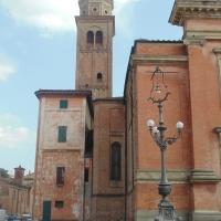 Chiesa cattedrale di San Cassiano (campanile lato) photo by Maurolattuga