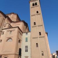 Chiesa cattedrale di San Cassiano (vista campanile) by Maurolattuga