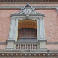 Chiesa cattedrale di San Cassiano (dettaglio finestra) by Maurolattuga