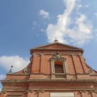 Chiesa cattedrale di San Cassiano (dettaglio finestra alto) by Maurolattuga