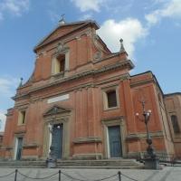 Chiesa cattedrale di San Cassiano (facciata di lato2) by Maurolattuga