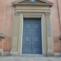 Chiesa cattedrale di San Cassiano (portone ingresso) by Maurolattuga