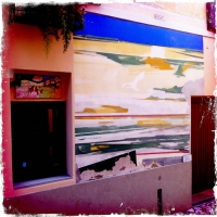 immagine da Abitato urbano dipinto con graffiti/writing e drawing (2007-2011)