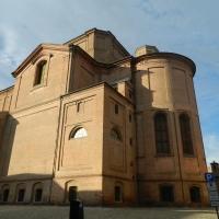 Cattedrale di San Cassiano (vista dal retro) foto di Riccardo.Rigo