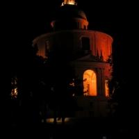 La prima volta (di sera) alla chiesa di San Luca Foto(s) von Angelo nacchio