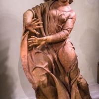 Compianto sul Cristo morto, detail, Maria di Cleofa by Ugeorge