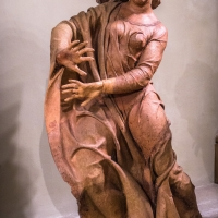 Compianto sul Cristo morto, detail, Maria di Cleofa photos de Ugeorge