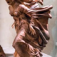 Compianto sul Cristo morto, detail, Maria Maddalena by Ugeorge