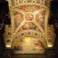 Affresco all'interno della Cattedrale di San Pietro photos de Ale.lep