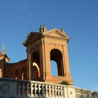 Bologna, santuario della Madonna di San Luca (15) foto di Gianni Careddu