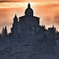 San Luca in controluce by Maurizio rosaspina