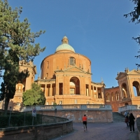 Bologna, santuario della Madonna di San Luca (10) by Gianni Careddu