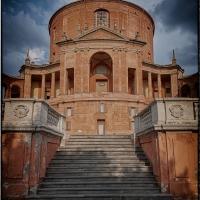 Bologna spettacolo Santuario della Beata Vergine di San Luca foto di Claudio alba