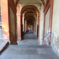 Bologna, santuario della Madonna di San Luca (29) foto di Gianni Careddu