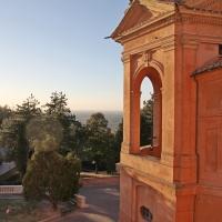 Bologna, santuario della Madonna di San Luca (26) foto di Gianni Careddu