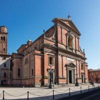 Cattedrale di San Cassiano - Imola by Vanni Lazzari