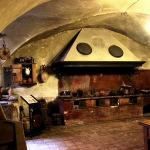 Rocca di Dozza - Cucina Storica foto di: |Fondazione Dozza Città d'Arte| - Fondazione Dozza Città d'Arte