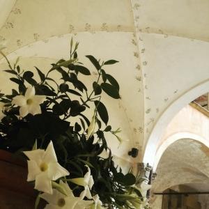 Rocca di Dozza - Loggia dei fogliami foto di: |Fondazione Dozza Città d'Arte| - Fondazione Dozza Città d'Arte