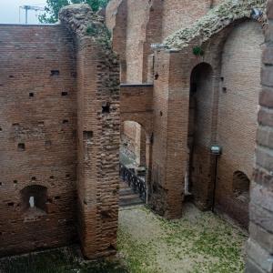 Rocca di Pieve di Cento - La Rocca foto di: |Associazione Tempo e Diaframma - Cristina Ferri| - archivio comunale