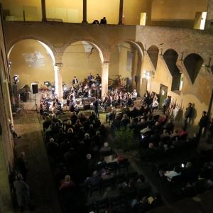 Rocca dei Bentivoglio - Musica foto di: |Elisa Schiavina| - Fondazione Rocca dei Bentivoglio