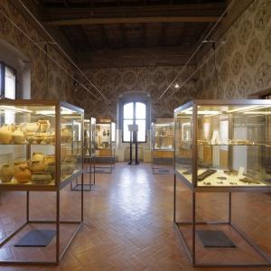 Rocca dei Bentivoglio - Il Museo Archeologico foto di: |Roberto Ceré| - Fondazione Rocca dei Bentivoglio