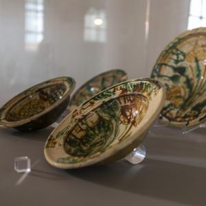 Rocca Sforzesca - Particolare collezione di ceramiche della Rocca Sforzesca foto di: |Cristina Ferri| - Associazione Tempo e Diaframma