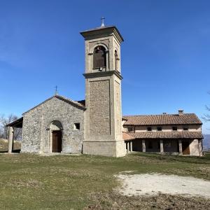 Beata Vergine di Montovolo by Michele Boschi