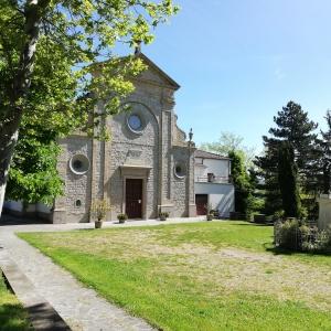 Santuario di Campeggio by Liliana Medici