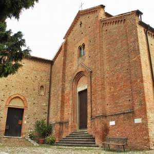 Abbey of Monteveglio by Anonimo