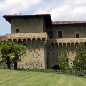 Castello del Capitano delle Artiglierie - Facciata del Castello foto di: |Personale| - Referente della Struttura