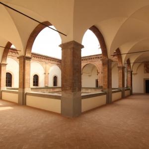 Fortezza di Terra del Sole - Loggiato Palazzo Pretorio foto di: |Battistini Roberto| - Pro Loco Terra del Sole