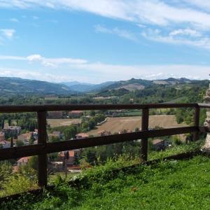 Rocca di Castrocaro - Balcone degli amanti foto di: |Elio Caruso| - autore