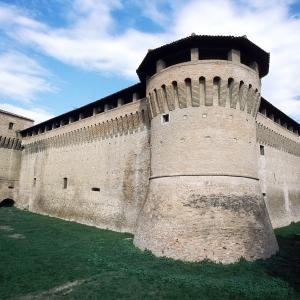 Rocca di Forlimpopoli - Torrione della Rocca di Forlimpopoli foto di: |Gian Paolo Senni| - Comune di Forlimpopoli