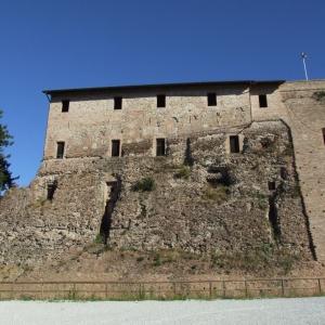 Rocca di Meldola - Particolare facciata foto di: |Diego Baglieri| - Wiki Loves Monuments 2016
