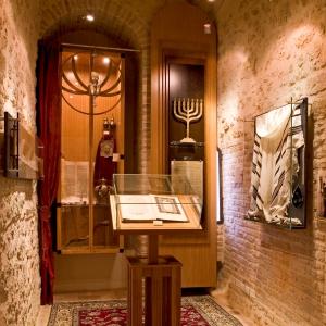 Rocca Vescovile di Bertinoro - Sala della Sinagoga foto di: |Salvatore Mirabella| - Ufficio New Media dell'Università di Bologna