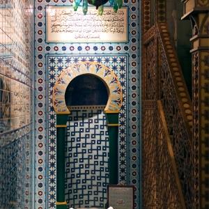 Rocca Vescovile di Bertinoro - Sala della Moschea foto di: |Salvatore Mirabella| - Ufficio New Media dell'Università di Bologna