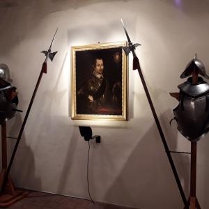 Fortezza di Terra del Sole - Ritratto di Franceso II de Medici Granduca di Toscana foto di: |Andrea Bandini| - Pro Loco