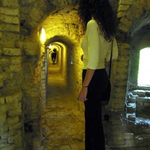 Rocca Malatestiana - Scoprendo i camminamenti interni foto di: |Archivio Ufficio Turistico Cesena| - Archivio Ufficio Turistico Cesena