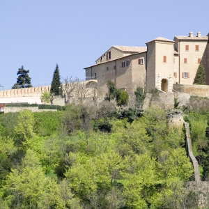 Rocca Vescovile di Bertinoro - Rocca Vescovile di Bertinoro foto di: |Salvatore Mirabella| - Ufficio New Media dell'Università di Bologna