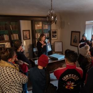 Visite tematiche a Casa Pascoli