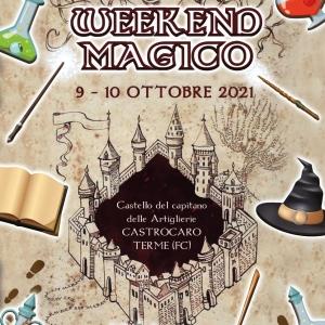 Weekend Magico con Harry Potter al Castello Capitano delle Artiglierie