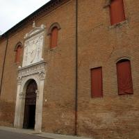 Palazzo schifanoia, ext., portale maggiore 01 - Sailko