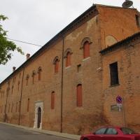 Palazzo schifanoia, ext. 02 - Sailko