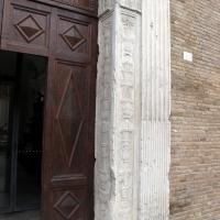 Palazzo schifanoia, ext., portale maggiore 08 - Sailko